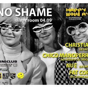 CHICO MANOPERRO - NO SHAME@MINICLUB 04 09 16