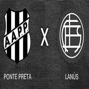 Ponte Preta x Lanús - Final da Copa Sul-Americana 2013 (Segundo Tempo)