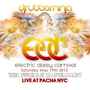 Live at Pacha NYC - The Official EDC After Party - Saturday 5-19-12