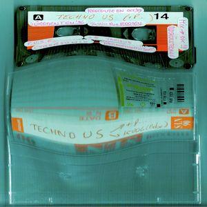 EXP - k7 # [ US Techno @ S.U.R. / 1996 ]