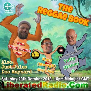 Monthly Session With Ras Nik,King Unrulee & Tufty G..Liberated Radio