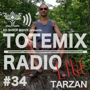 "Episode 34 : TOTEMIX with TARZAN ""MEiYOU at Contact Tokyo"""