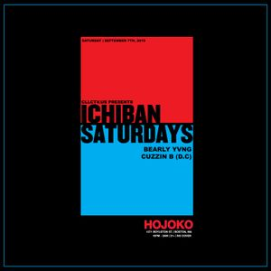 Live from BOSTON - Ichiban Saturdays (CLLCTV.us)