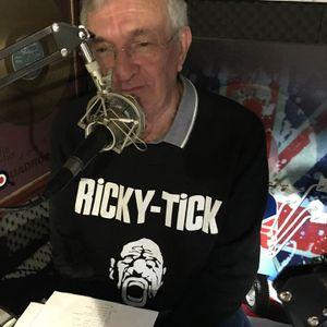 Martin Fuggles Ricky Tick Show January 2019