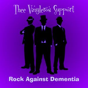 Vinyl Confessions Rocks Against Dementia
