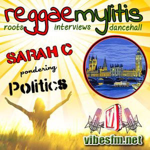Reggaemylitis Show, Vibes FM, 29 April 2015