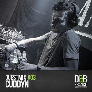 Guest Mix DnbFrance #3 - CudDyn