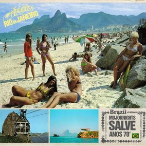 """BLACK RIO"" Soul & Funk movement in Brazil ► Vol.1"