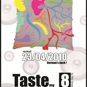 Tronixx - Taste My Rainbow 8  The German s Back 23.04.2010 (Live Jet 7 Club Mulhouse)