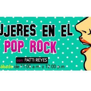 MUJERES EN EL POP & ROCK - 10/12/2015