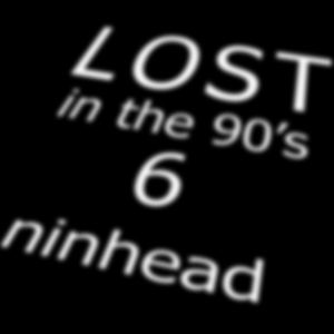 Lost in the 90's 6