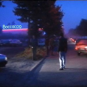 Olivier Pieters at Boccaccio Life (Destelbergen - Belgium) - 1 December 1991