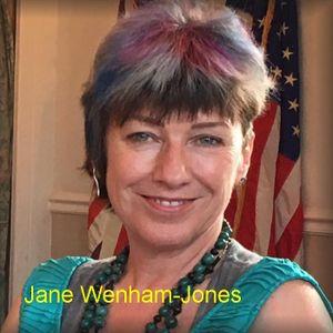 Jane Wenham-Jones Author- A Jezz Hulme Interview