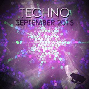 Techno Mix, September 2015