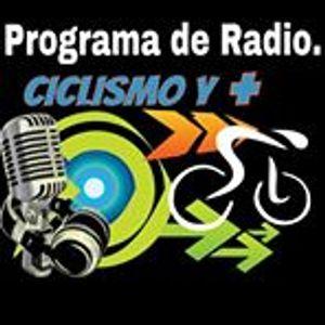 PROGRAMA CICLISMO Y MAS 28 DE MAYO