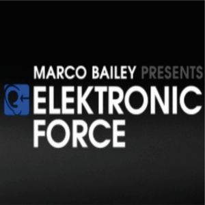 Elektronic Force 287 (with Marco Bailey) - 08 Septiembre 2016