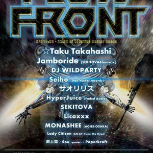 Laid back bass mix(3/8 Flow Front Promo Mix)