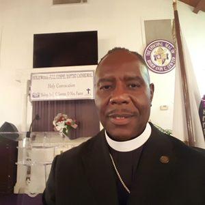 Elder Calvin C. Gordon