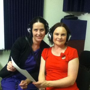 Catherine Flanagan+Josephine Donoghue speak about Caring Hands Home on The Johnny Oosten show