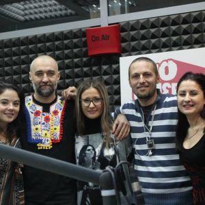 Războiul Sfârșitului Săptămânii din 01 Dec. 2013, invitate Alice, Aigül Keosep și Nadine Vlădescu