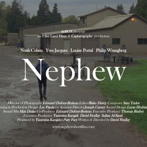 Interview with David Findlay, the Director of the Short Film, Nephew