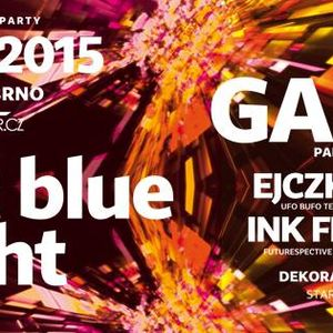 Planet Blue Party