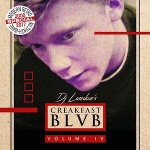 Dj Laserlove - Creakfast Blub IV