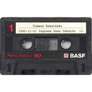 Beksinski 1992-11-21 Zagłada Domu Usherów