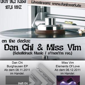 12-11-11 Radio Funkwerk mit Miss Vim