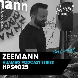 025 Huambo Podcast Series - Zeemann