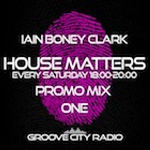 Groove City Radio 'House Matters' Promo 1
