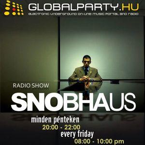 [SRS08] Martin F @ Globalparty FM 10.03.12.