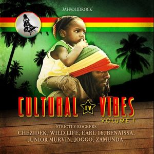 "Official Promo Mix ""CULTURAL VIBES VOL.1"" By Culture Drop Works For JAH SOILD ROCK MUSIC"