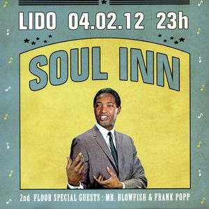 At The Soul Inn Berlin   Promo Mix 02/2012   by Kristian Auth
