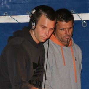 C-Ko & Peter Gabris B2B @ Outdoor Feeling Party, Nagyharsány 2012.08.11.