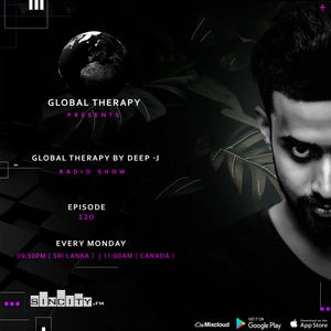 Global Therapy by Deep-j - Episode 120