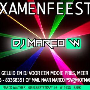 DJ Marco W - November mix
