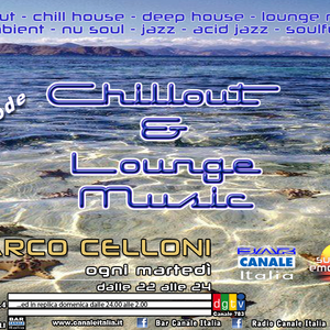 Bar Canale Italia - Chillout & Lounge Music.3 - 11/09/2012