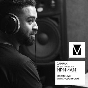 27/03/2016 - Jampak b2b Jammz - Mode FM (Podcast)