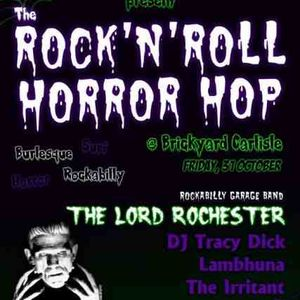 The Rock N Roll Horror Hop