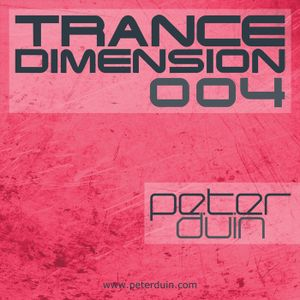 Peter Duin - Trance Dimension 004