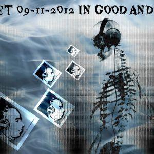 Simone Ska-dj set 09-11-2012 IN GOOD AND EVIL
