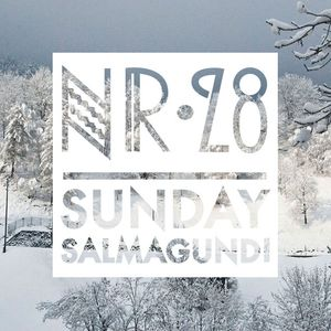 Sunday Salmagundi Nr. 28 - Mixed by Melodiesinfonie (Boyoom Connective)