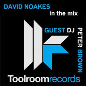 David Noakes in the mix 028 with guest DJ Peter Brown