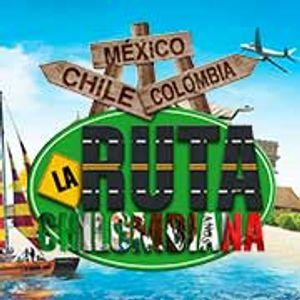 """"""" La Ruta Chilombiana """" 11 05 2017"""