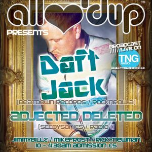 All Luv'd Up Promo Mixed By JimmyBillz