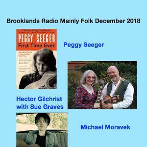 Brooklands Radio Mainly Folk December 2018