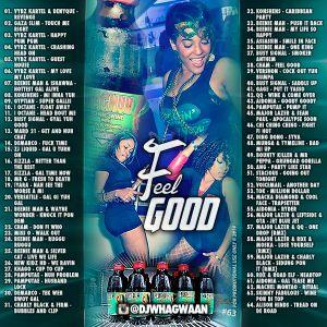 VA-Dj WhaGwaan - Feel Good (Promo Cd) 2014