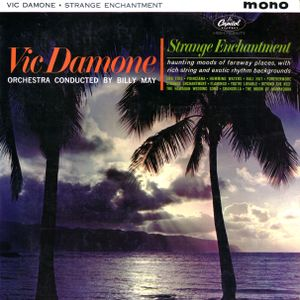 Vic Damone - Strange Enchantment [Mono Vinyl LP]