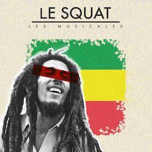 Squat #10 - Détente